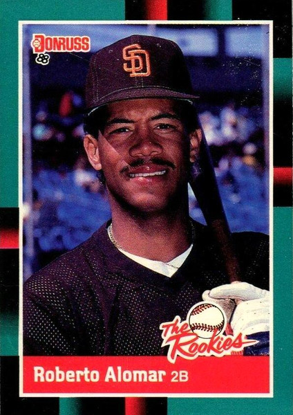 1988 Donruss Rookies Baseball Factory Set