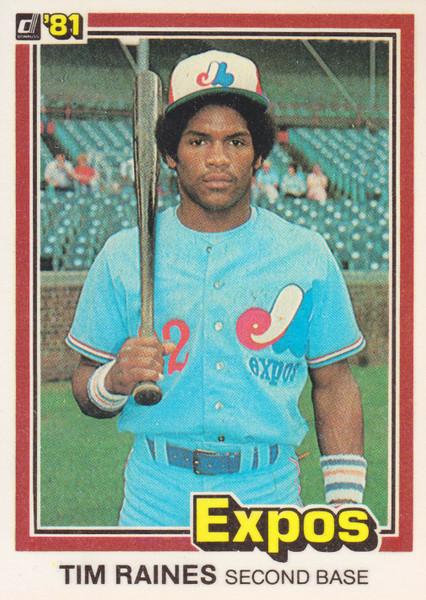 1981 Donruss Baseball 1st Printing Set