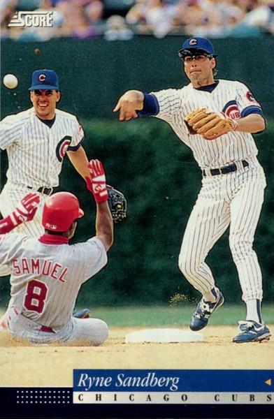 1994 Score Baseball Series 1 Box
