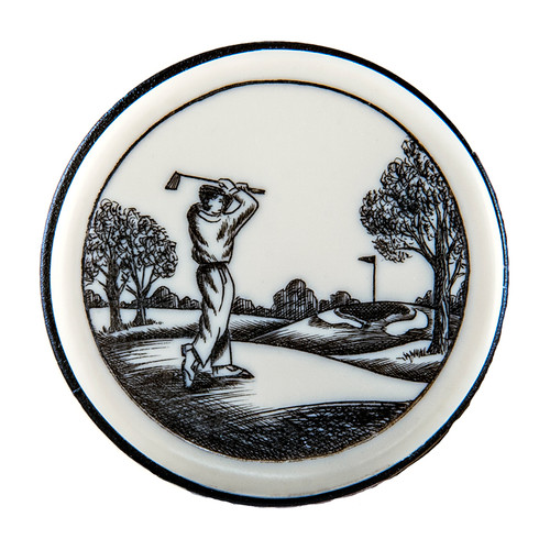 Golfer Vacuum Wine Pump
