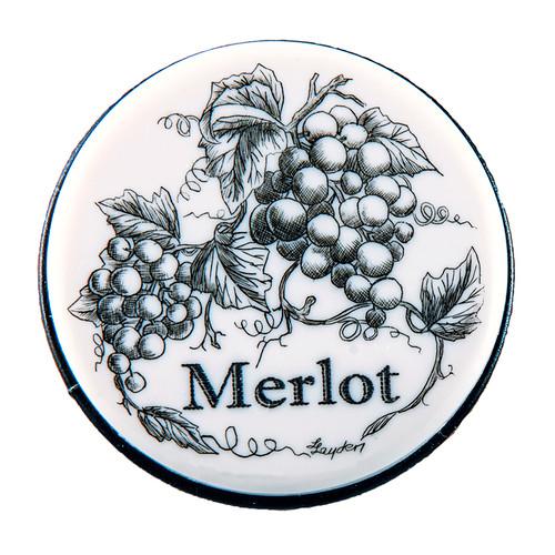 Merlot Grapes Vacuum Wine Pumps