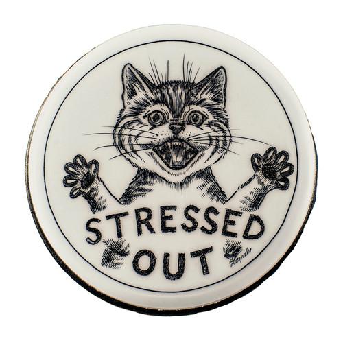 Stressed Out Vacuum Wine Pump