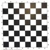Plastic Folding 50cm Chess Board