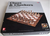40cm Magnetic Chess & Checkers