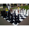 Giant Chess Extension pieces to go from 64cm to 90cm height (GE-36) on 64cm set