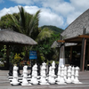 Giant Chess Extension pieces to go from 64cm to 90cm height (GE-36) 90cm set