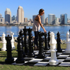Giant Chess Extension pieces to go from 64cm to 90cm height (GE-36)