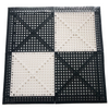 Flexible Rubberized Vinyl 2.8m Giant Chess & Checkers Board for 64cm Giant Chess (GM-13andGM-13ser) squares showing edging