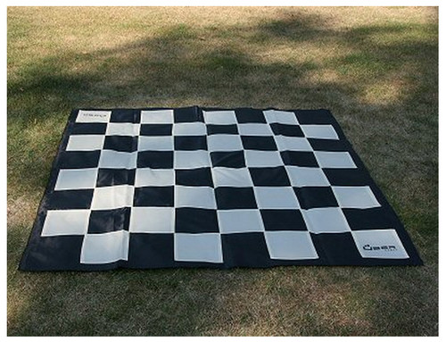 Giant Chess 2.8m Chess Board Nylon Mat (AM281)