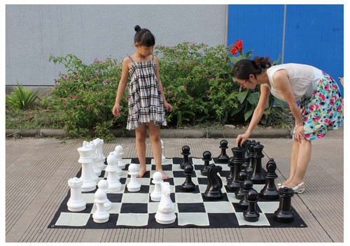 Giant Chess 40cm Set (GC401)