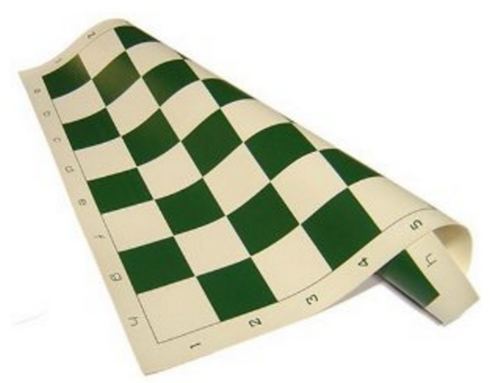 50cm Vinyl Roll-up Chess Board