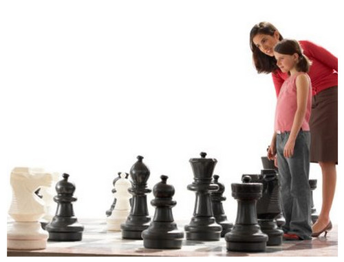 Giant Chess 64cm Set (Pieces only) (GC641)