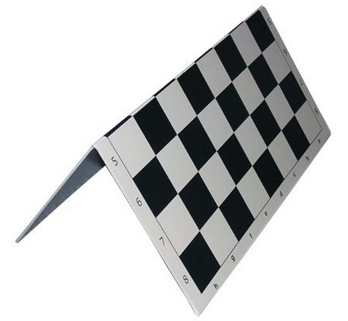 Plastic Folding 50cm Chess Board
