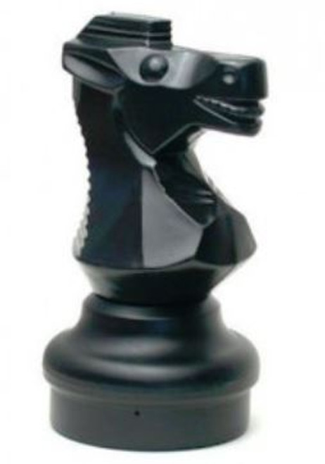 Giant Chess Knight (Black) Individual Replacement Piece (GP004B)