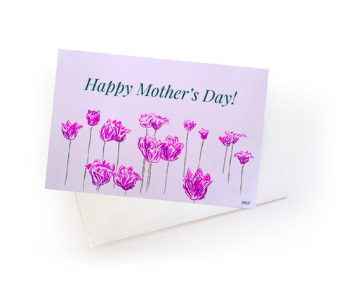 Happy Mother's Day! (tulips)