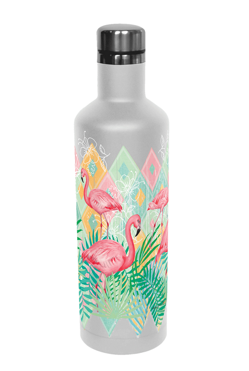 Flamingo 16 oz Villa Bottle