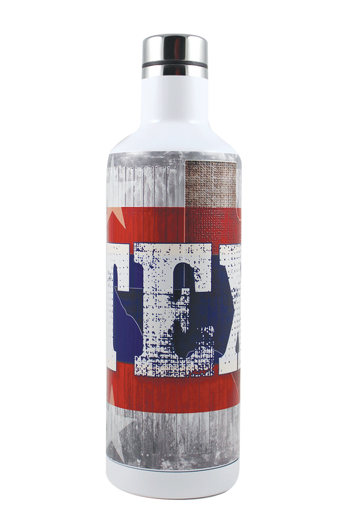 Texas 16 oz Villa Bottle