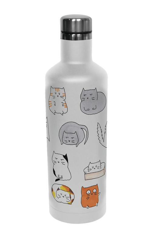 Moodi Cats 16 oz Villa Bottle