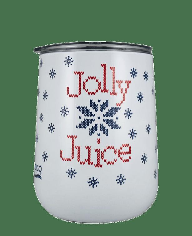 Jolly Juice 18 oz Curved Tumbler