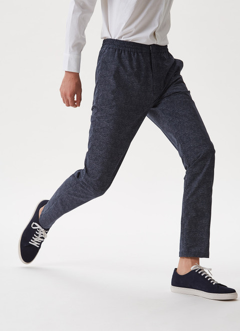 Navy Blue Trousers