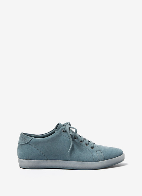 Lagoon Suede Sneakers With Rubber Sole