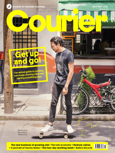 Courier magazine issue 37