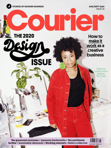 Courier magazine issue 36