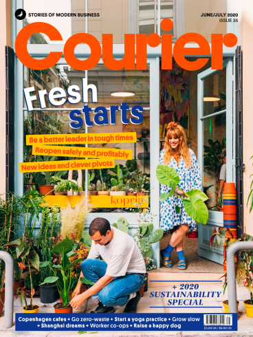 Courier magazine issue 35