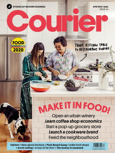 Courier magazine issue 34