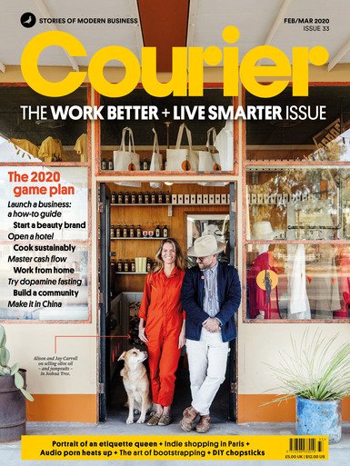 Courier magazine issue 33