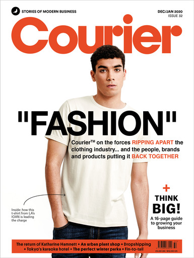 Courier magazine issue 32