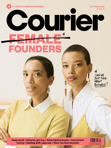 Courier magazine issue 31