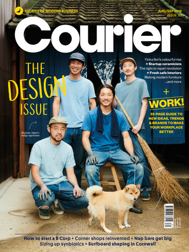 Courier magazine issue 30