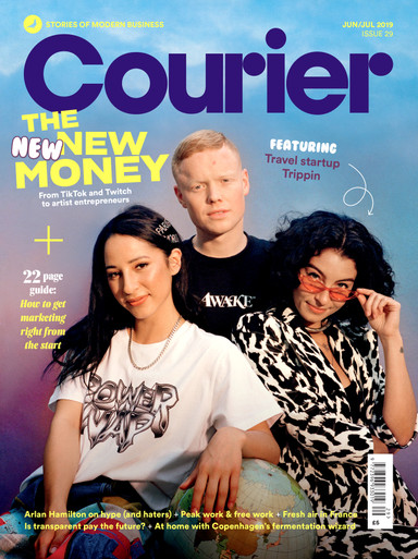 Courier magazine issue 29