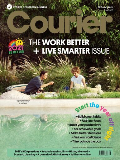 Courier magazine issue 38