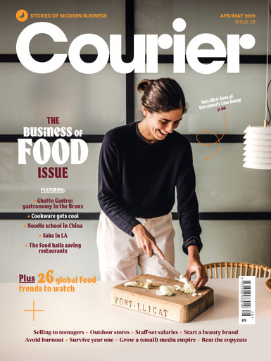 Courier magazine issue 28