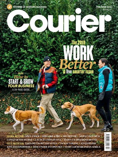 Courier magazine issue 27