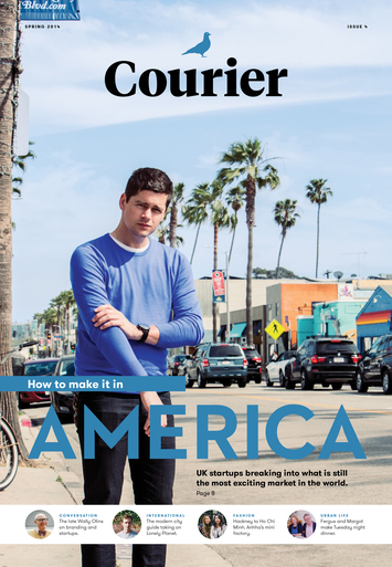 Courier magazine issue 4