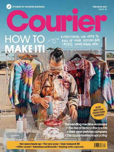 Courier magazine issue 39