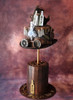 Alice in Steampunkland - 'Drink Me, Eat Me' Hat