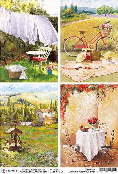 Tuscan Cards