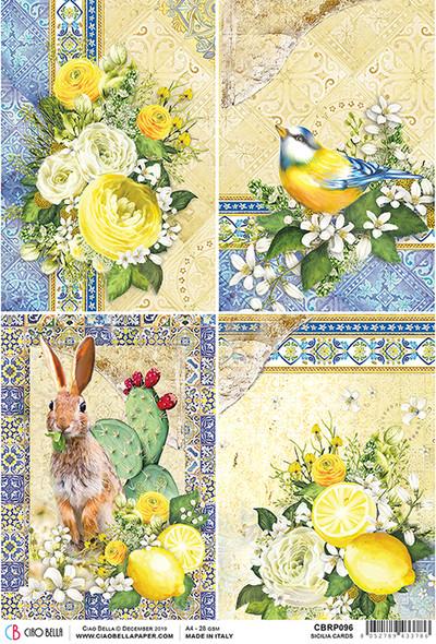Sicilian Cards