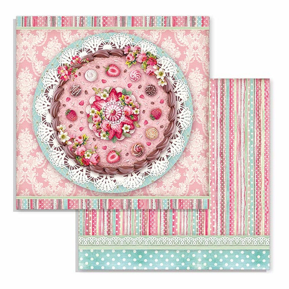 """SWEETY 12"""" Paper Pad"""