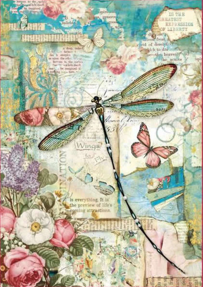 Wonderland Dragonfly