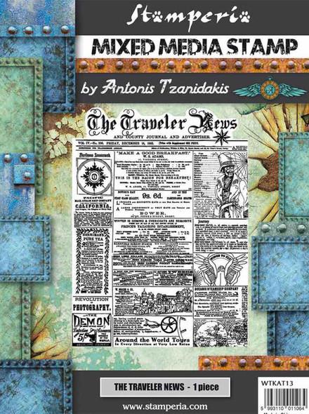 Sir Vagabond The Traveller News