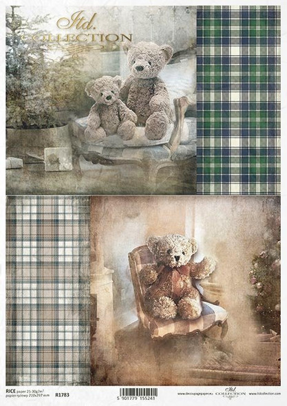 Teddy Bears & Tartan