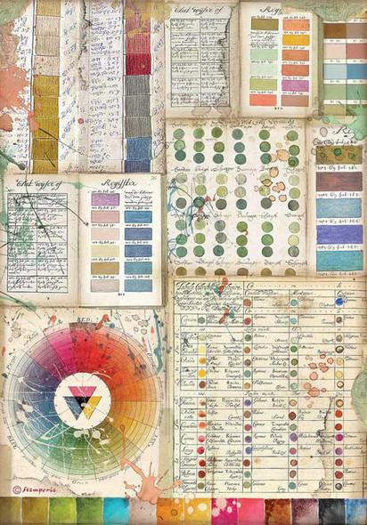 Atelier Pantone Charts