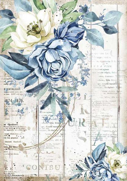 Romantic Sea Dream White Flower