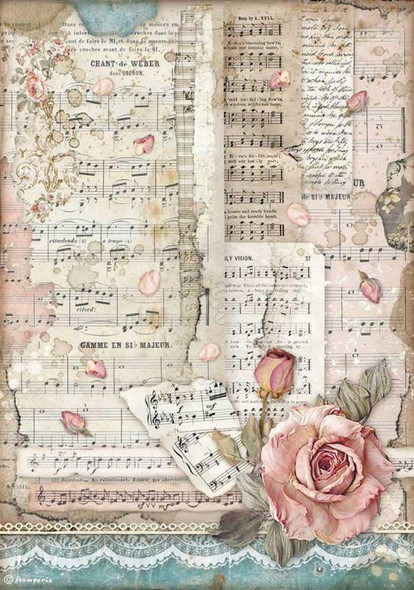 Passion Roses and Music