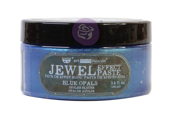 Art Extravagance Jewel Texture Effect Paste - Blue Opals 100ml